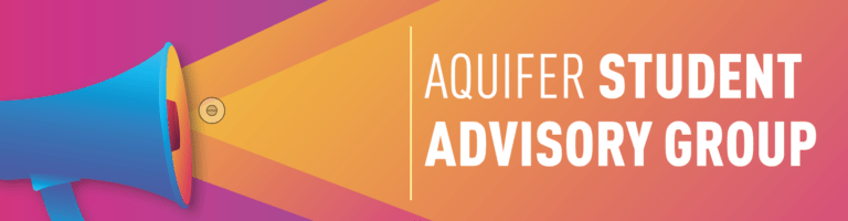 Aquifer-Student-Advisory-Group