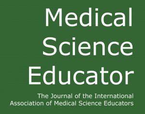 Medical Science Educator Logo